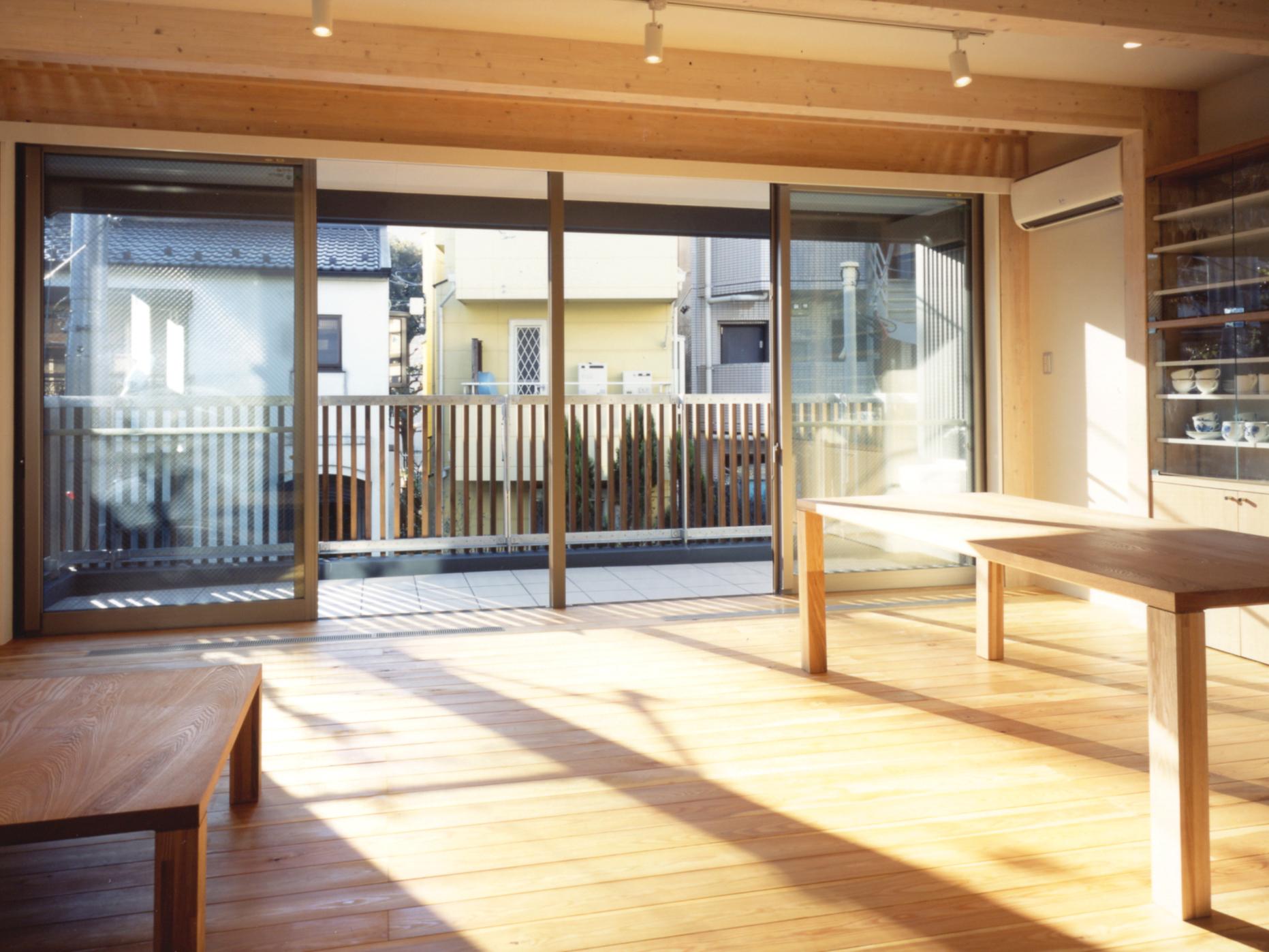 大岡山の家