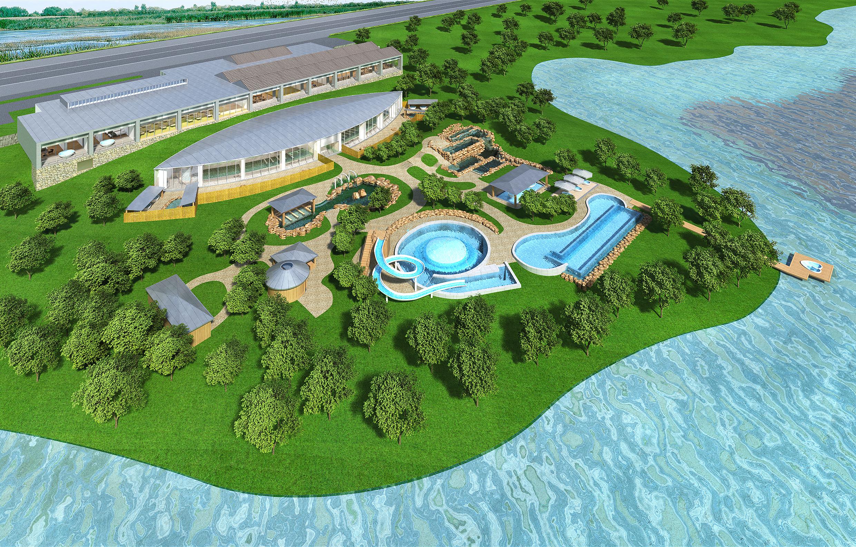 江蘇省赤山湖計画